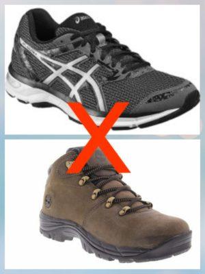 tênis ou bota