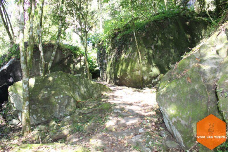Cachoeira da Linha Feijó