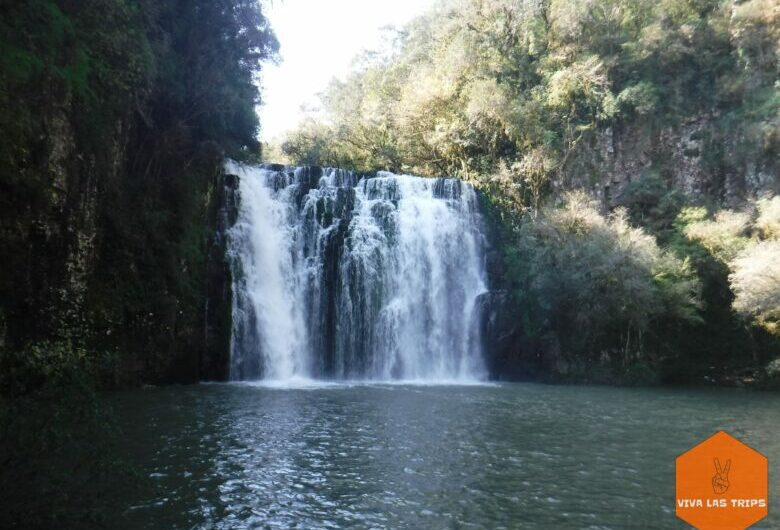 Cascata do Gamelão