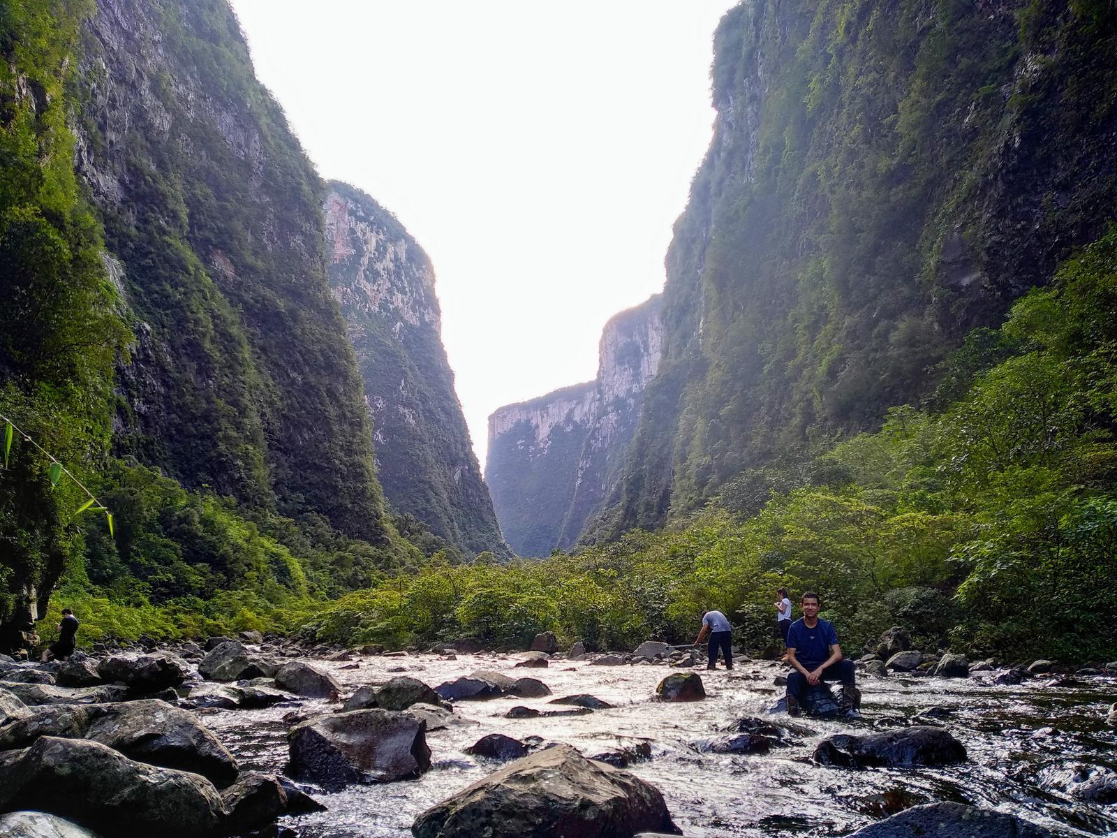 Trilha do Rio do Boi  – Praia Grande/SC