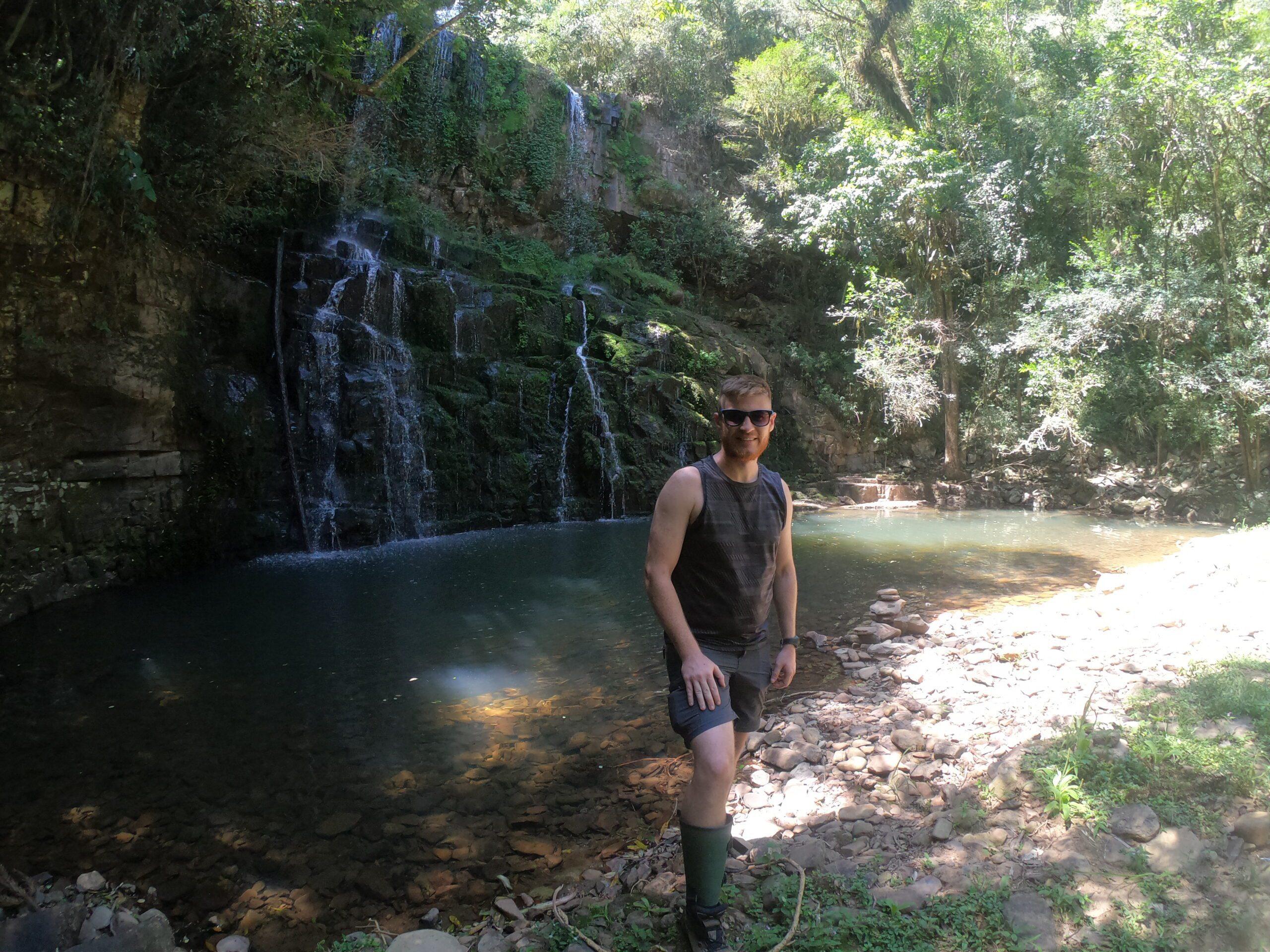Cascata da Capivara