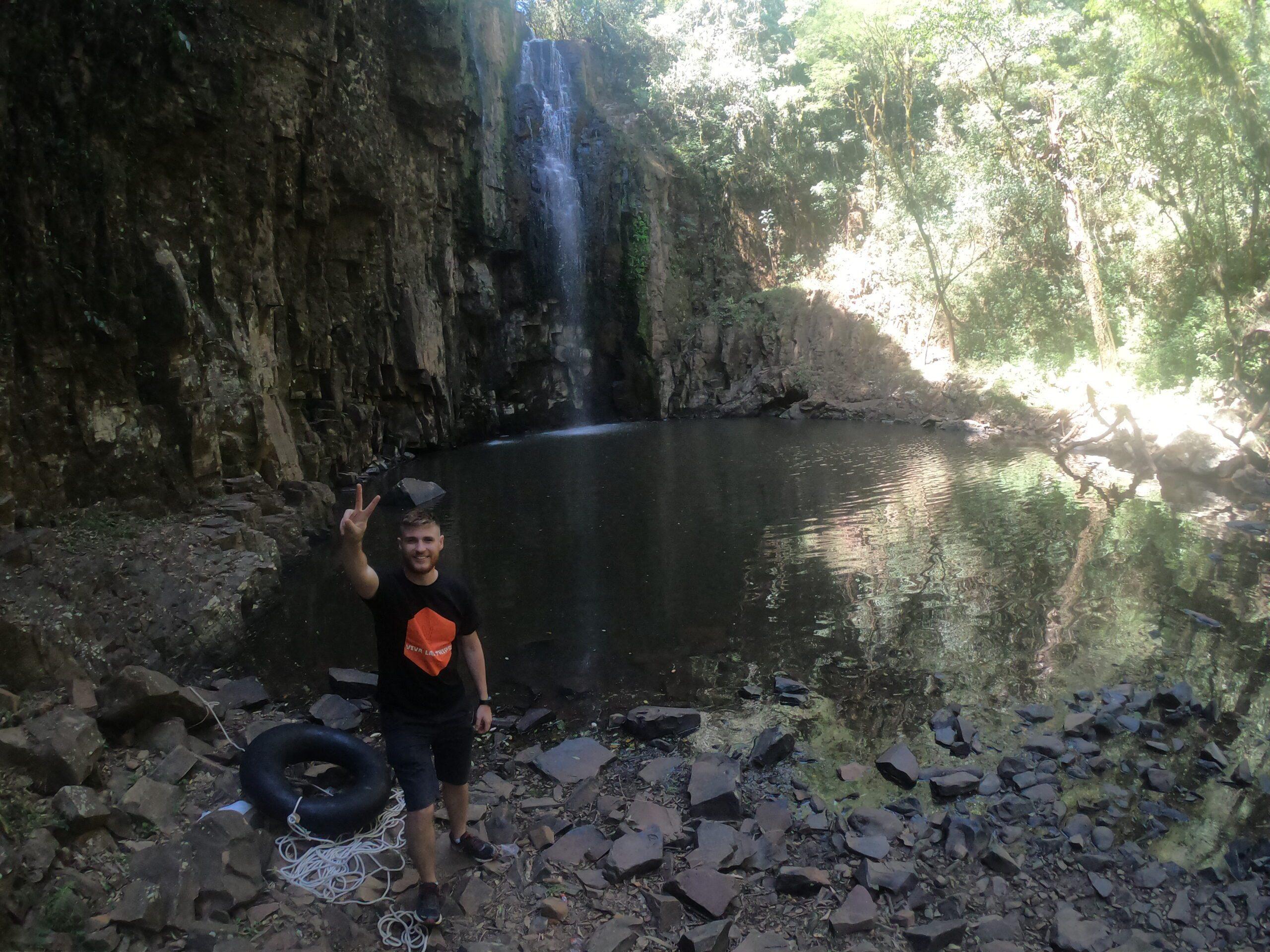 Cascata do Porongo