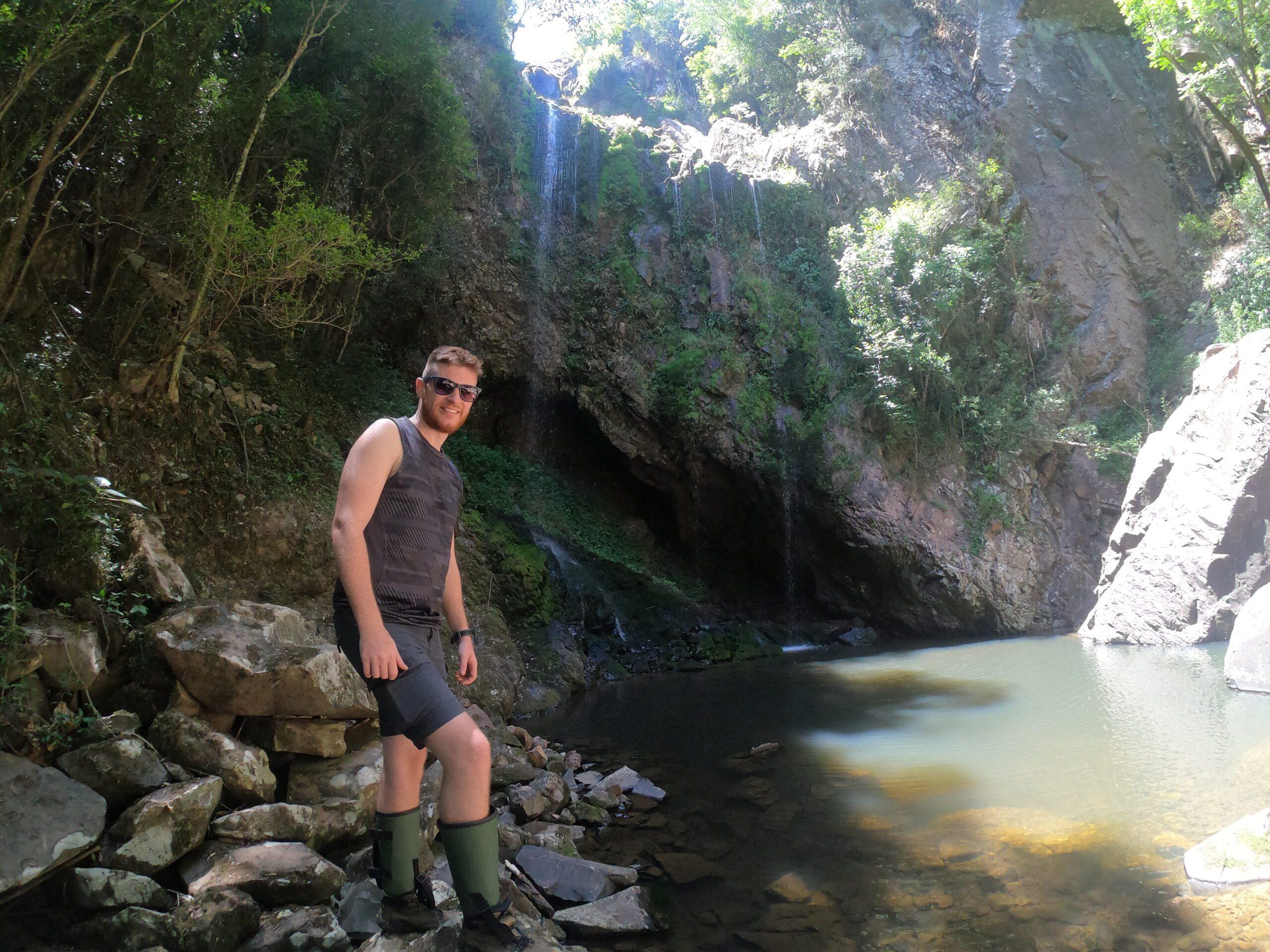 Cascata do Donato - Itapuca/RS
